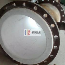 高温废水输送用衬四氟管道性能特点