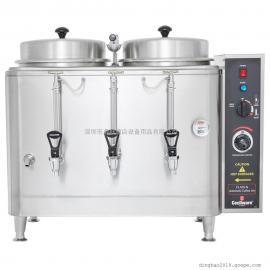 原�b斯威牌Cecilware CL100N 2*3加�鲭p槽咖啡� (�蜗�/三相)
