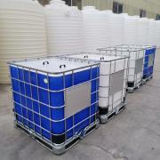 1立方方形周转桶IBC集装桶滚塑吨桶一次成型