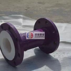 耐磨�g�r四氟管道使用�h境