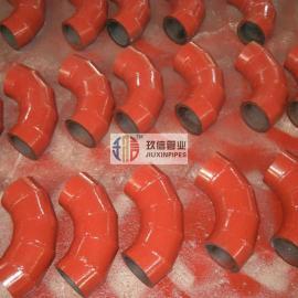 耐磨损陶瓷复合管适用范围