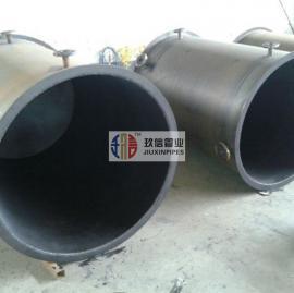强酸强碱输送用衬胶管道/技术特点