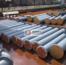 石化行业强酸强碱输送用衬塑管道结构特点