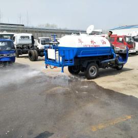 降温降尘洒水车 公路洒水车 小区喷洒车