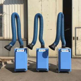 焊烟净化器 移动式 旱烟净化器 单臂焊烟净化器 车间净化设备