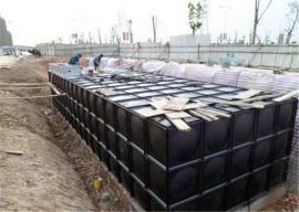 不锈钢消防水箱-装配式bdf消防水箱定做