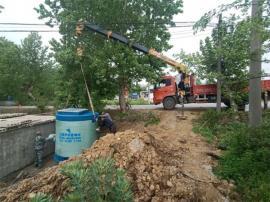 定州雨水处理一体化泵站厂-全自动污水提升泵站