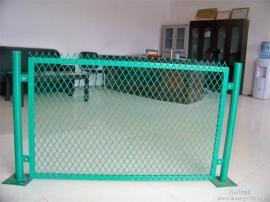 钢板网防护栅栏/防护栅栏/铁路