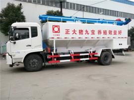 程力 关于15吨散装饲料车 产品介绍报价