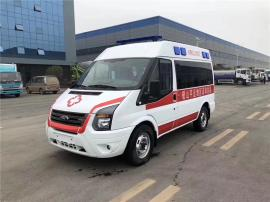 一台 福特V348 转运型 120救护车 多少钱