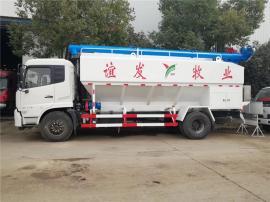 优质的20吨散装饲料罐液压车生产销售