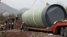 排污一体化泵站-雨水处理一体化泵站厂