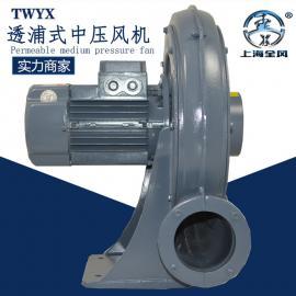除尘器集尘器配套用中压透浦式中压风机