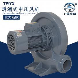 15KW透浦式中压鼓风机除尘器集尘器专用配套大风量风机