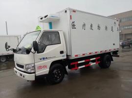 小型医疗废物运输车