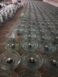 玻璃绝缘子U70BP/146H盘型玻璃悬式绝缘子玻璃钢化悬式绝缘子