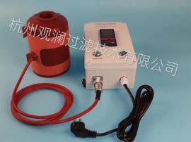 观澜 不锈钢 硅胶电加热呼吸器