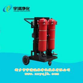 LYC-63B高精度滤油机液压油润滑油三级过滤