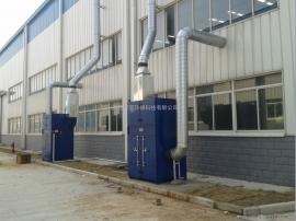 工业车间 除尘设备 防爆滤筒除尘器
