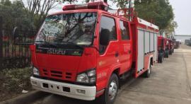 JDF5100GXFSG30/Q型水罐消防�|�c�5��水罐消防�
