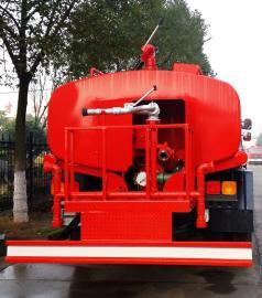 东风小凯普特水罐消防车(2-3吨) 小型消防车