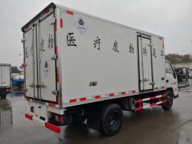 国六医疗废物收集车厂家