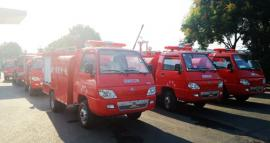 JDF5040GXFSG10型水罐消防车 2吨小型消防车