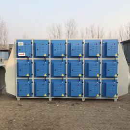 等离子除味设备 印刷厂废气光氧净化器等离子光氧一体机