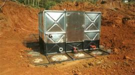 地埋式箱泵一体化-装配式bdf消防水箱