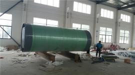 一体化提升预制泵站-雨水处理一体化泵站