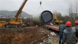 预制一体化泵站-一体化雨水泵站好