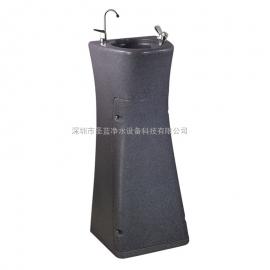 压缩机制冷直饮水台,石材户外直饮水台,景区户外直饮水机