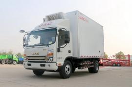 6吨冷藏医疗废物运输车厂家