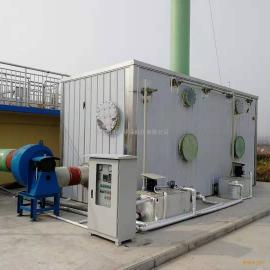 生物滤池除臭装置 生物滤床除臭设备 生物滴滤塔