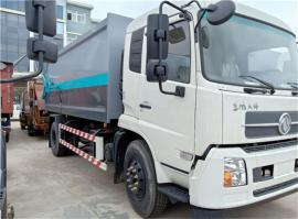 污泥清运车种类,含水污泥运输统一报价,研发制造的污泥运输车