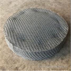 丝网除沫器网块 分块丝网除沫器 不带格栅丝网除沫器网垫