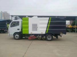 东风153518方清扫车车(强劲助力可装12-15吨)