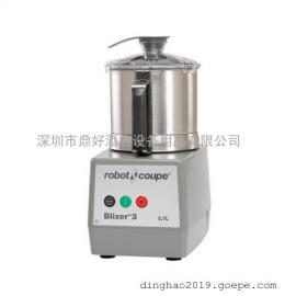 商用法国乐伯特Robot-coupe Blixer3 B-3 乳化搅拌机(单相/单速)