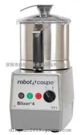 �_伯特Robot-coupe Blixer 4V.V.B-4V.V. 乳化��拌�C(�{速/�蜗�)