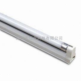 t5灯管LED灯管一体化灯支架灯全套1.2米日光灯管白光黄光