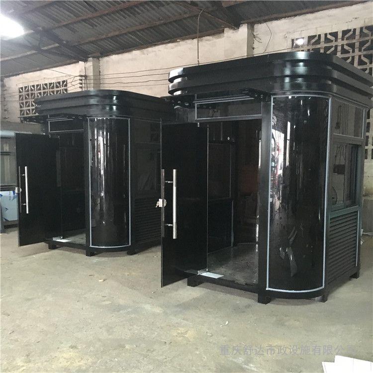 合川塑钢岗亭尺寸地产塑钢岗亭