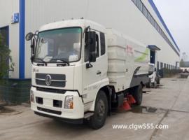 适合用扫路车的路面和厂区 扫路车和洗扫车的区别