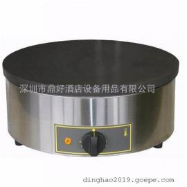 商用乐桥可丽饼机ROLLER GRILL CFE 400 单头班戟炉 原型号400FE