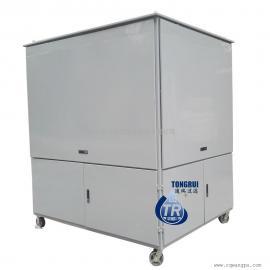 封闭敞开式ZJA-FB150主变绝缘油高效双级真空滤油机