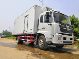 汽油医疗废物运输车