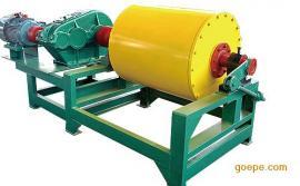CTDG型永磁大块干式磁选机-永磁磁选机-恒基干式大块磁选机