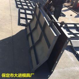 公路两侧水泥防撞护栏定型模板,物流运输,全国供货