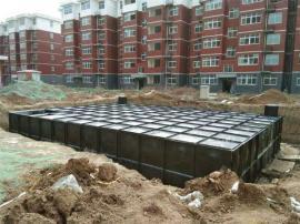 地埋式箱泵一体化-箱泵一体化消防给水设备