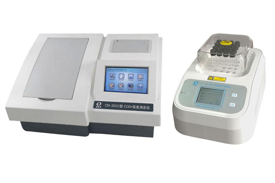 深昌鸿 COD、氨氮、总磷测定仪 CNP-301C
