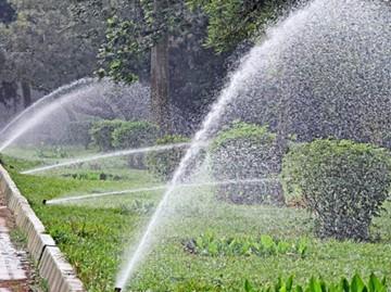 智慧小区物业花园自动浇灌喷淋控制系统